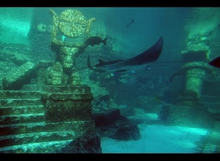 Image result for Remains Of Sunken Egyptian Ancient Cities
